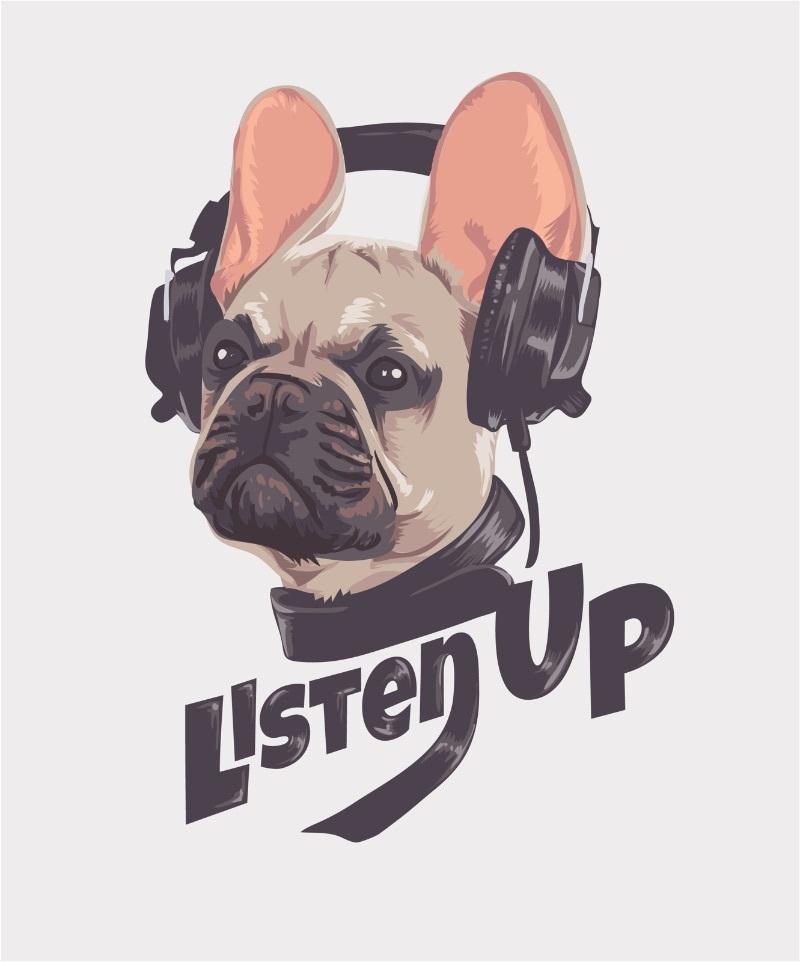 t-shirt-listen-up